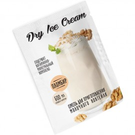 Заменитель мороженого «Dry Ice Cream» пломбир, 25 пакетов