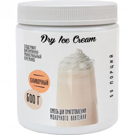 Сухое мороженое «Dry Ice Cream» сливочное, банка 500г