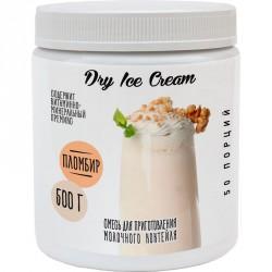 Заменитель мороженого «Dry Ice Cream» пломбир, 500г