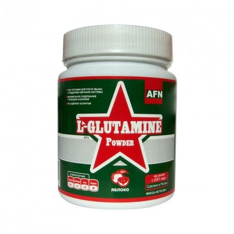 L-Glutamine (100% Л-глютамин)