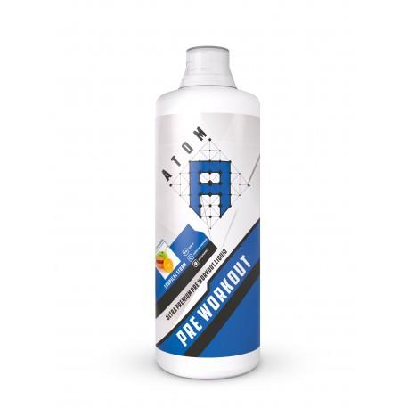 АТОМ Pre Workout Liquid, 1л