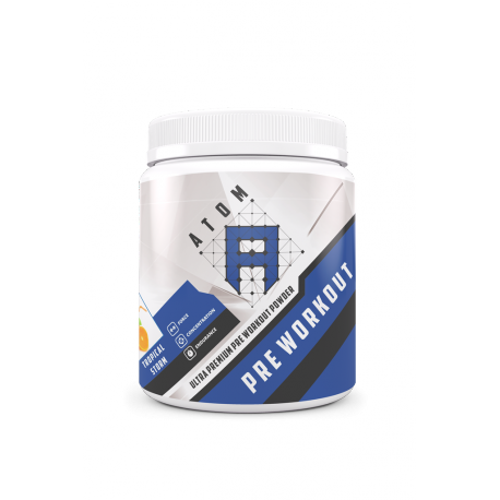 АТОМ Pre Workout Powder, 400г