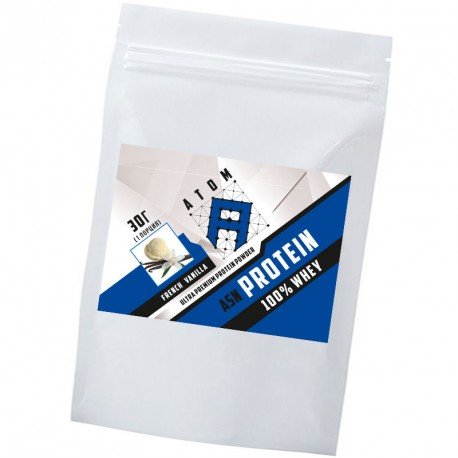 АТОМ Protein 100% Whey Powder, порция