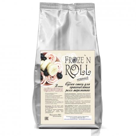 Смесь для жареного мороженого «Froze`n Roll» сливочная, 900г