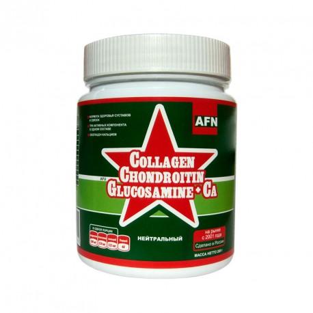 AF Collagen + Chondroitin + Glucosamin + Calcium